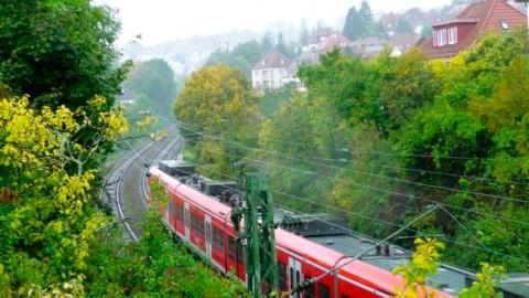 Gäubahn in Stuttgart