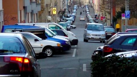 Parkraumnot in Stuttgart