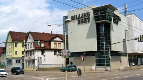 Rilling Sektkellerei in Bad Cannstatt