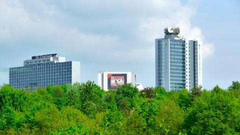 SI-Centrum in Stuttgart-Möhringen